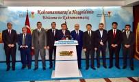 CELALETTIN GÜVENÇ - Başkan Erkoç'tan Vatandaşlara 'Referandum Toplantısı' Daveti