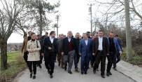 Başkan Karaosmanoğlu, Köylüleri Ziyaret Etti