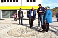 KENT ORMANI - Başkan Kocamaz, Hafta Sonlarını Da Çalışarak Geçiriyor