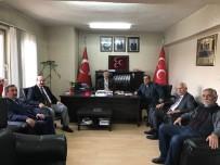 KOCABAŞ - Başkan Konak Açıklaması 'Karagöz'ün MHP İl Başkanı Olması Bizleri Mutlu Etti'