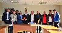Başkan Şirin'den Urganlıspor'a Tam Destek