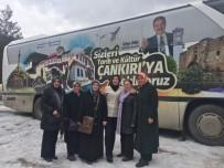 Belediyenin Kadın Birimleri Moral Depoladı