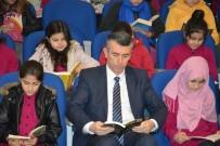BENGİ Projesi Kapsamında Kitap Okuma Saati Gerçekleştirildi