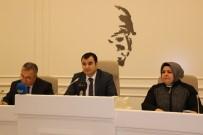 SU SIKINTISI - Bir Maaşlarını Şehit Ailelerine Veren Belediye Meclis Üyeleri Şimdi De Huzur Hakkı Ödeneklerini Bağışladı
