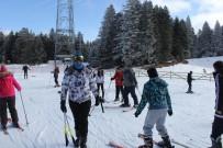 Bolu Belediyesi Ücretsiz Kayak Eğitimine Başladı