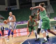 GAZI ÜNIVERSITESI - Bornova Becker Spor'un Kaptanı Nazlı Güler, 'İzmir'i Kadın Basketbolunda Marka Yapacağız'