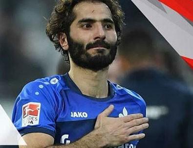 Bundesliga'da haftanın futbolcusu Hamit Altıntop seçildi