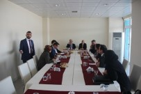 Burhaniye'de Akademik Kurul Toplantısı Yapıldı