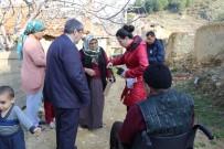 YÜRÜME ENGELLİ - Burhaniye'de Belediye Engelli Vatandaşı Sevindirdi