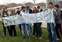 BÜYÜK BULUŞMA - Bursaspor'dan Taraftarına Sevgililer Günü Jesti