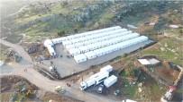 ÇANAKKALE VALİLİĞİ - Çanakkale Bir Haftada 807 Kez Sallandı