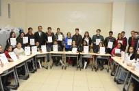 KARDEŞ OKUL - Cemil Alevli Koleji IB CAS Programı Sertifika Töreni