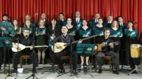 GEZIN - Çeşme'deki Korodan 6. Yıla Özel Konser
