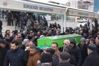 AHİ EVRAN ÜNİVERSİTESİ - CHP İl Genel Meclis Üyesi Gazi Özer'in Babası Son Yolculuğuna Uğurlandı