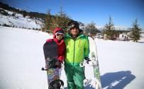 ADRENALIN - Çoban Kayak Hocasının Hedefi Şampiyonlar Yetiştirmek