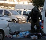 POLİS İMDAT - Çöpte Duyulan Saat Sesi Bomba Sanıldı