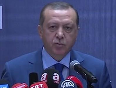Cumhurbaşkanı Erdoğan'dan 'El Bab' açıklaması