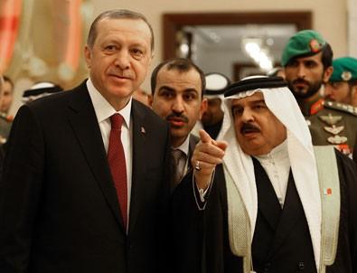 Cumhurbaşkanı Erdoğan'ı şaşırtan sürpriz