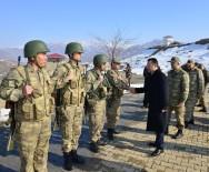 HÜSEYIN AKSOY - Dağ Karakolunda Güvenlik Koordinasyon Toplantısı