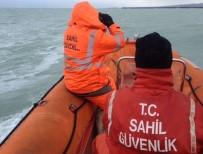 ÖZEL TİM - DEGAK Özel Tim Denizde Kaybolan Balıkçıyı Arıyor