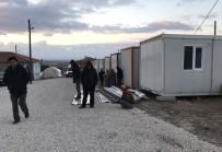 Deprem Bölgesinde Okullar Bir Gün Daha Tatil