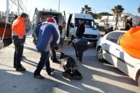 ALTıNKUM - Didim'de Denizden Erkek Cesedi Çıkarıldı