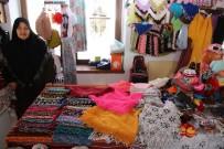 İĞDE - Elazığ'da Kadınlar Hem Üretiyor Hem De Gelenekleri Yaşatıyor