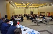 İLYAS ÇAPOĞLU - Erzincan Da Yatırımcı İşadamları Bir Araya Geldi