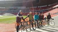 BİSİKLET - Eskişehirspor'un Yeni Stadında Bisiklet Turu