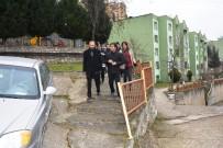 NECİP FAZIL KISAKÜREK - Fevzi Çakmak Mahallesi'ne İnceleme Gezisi