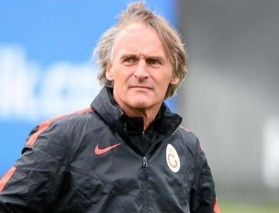Galatasaray 'Riekerink' kararını verdi
