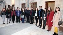 MUSTAFA KEMAL ÜNIVERSITESI - GAÜN'de Kişisel Anlatılar Karma Sergisi Açıldı