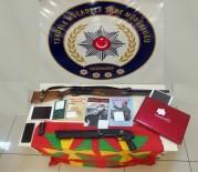 Gaziantep'te Terör Operasyonu Açıklaması 45 Gözaltı