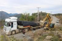 YENIKÖY - Gazipaşa 'Karasu Projesi' İkinci Etap Çalışmaları Başladı