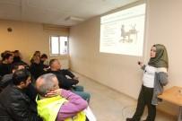 GEBZE BELEDİYESİ - Gebze'de Personele İş Güvenliği Eğitimi