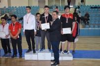 TEVFİK İLERİ - Gençler Kız-Erkek Masa Tenisi Grup Müsabakaları Sona Erdi