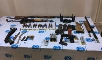 KALAŞNIKOF - Hakkari'de Terör Operasyonu Açıklaması 1 Gözaltı