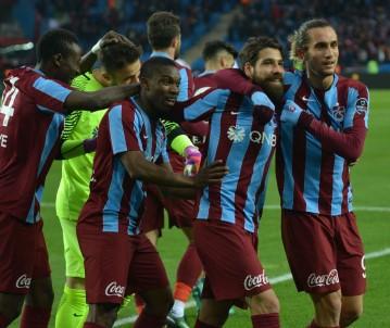İkinci yarının lideri Trabzonspor