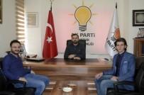 ÖĞRENCİ MECLİSİ - İl Öğrenci Meclis Başkanı Pak, AK Parti İl Başkanı Tanrıver'i Ziyaret Etti