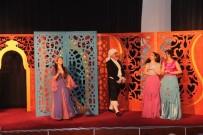 ÇOCUK TİYATROSU - İncesu'da Tiyatro Gösterisi Büyük İlgi Gördü