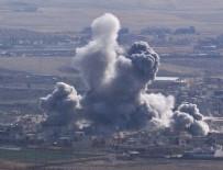 SAVUNMA BAKANLIĞI - Irak'ta DEAŞ'ın 13 üst düzey yöneticisi öldürüldü