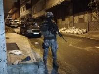 OKMEYDANı - İstanbul'da terör operasyonu