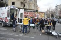 Kahramanmaraş'ta Trafik Kazaları MOBESE'ye Yansıdı