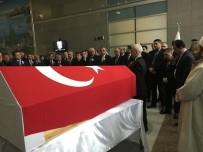 ADALET KOMİSYONU - Kalp Krizi Geçiren Cumhuriyet Savcısı Son Yolculuğuna Uğurlandı
