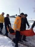 HAVA SICAKLIKLARI - Karla Mücadele Ekipleri Kapalı Köy Yollarını Açıyor
