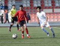 RECEP ÖZTÜRK - Kayseri U-15 Ligi Play-Off Grubu