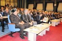 ULAŞTIRMA DENİZCİLİK VE HABERLEŞME BAKANI - Kazım Yüceli, Büyükşehir'de İlk Meclis Toplantısına Katıldı