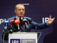 GÜVENLİ BÖLGE - 'Kimse Terörle İslam'ı Yan Yana Getirmesin'