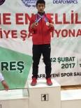 İSMAİL HAKKI - Kızılcahamamlı Güreşçi Türkiye Şampiyonu Oldu