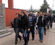 Kocaeli'de PKK Operasyonu Açıklaması 6 Kişi Adliyeye Getirildi